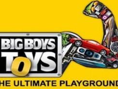 The Big Boys Toys – Events in Abu Dhabi, UAE.