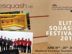 Elite Squash Festival 2015 in Dubai, UAE | Events in Dubai