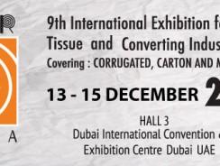Paper Arabia 2016 – Events in Dubai, UAE.