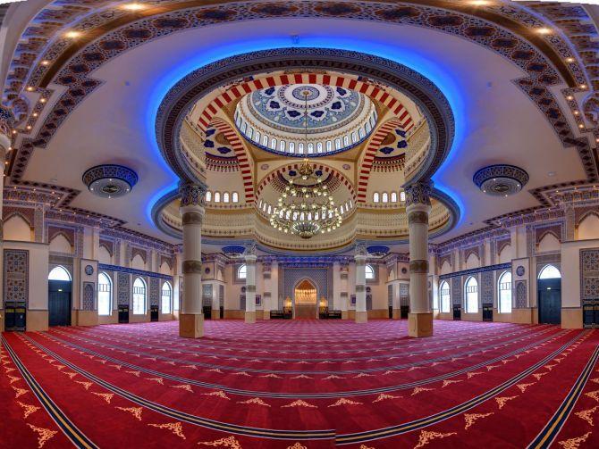 Al Farooq Mosque Ramadan Activities