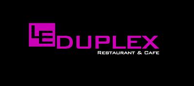 Le Duplex Restaurant & Cafe behind Jumeirah Plaza Mall Dubai