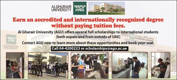 Al Ghurair University Dubai