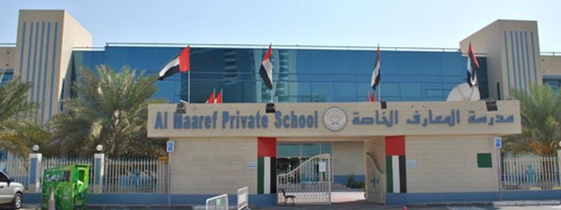 Al Maaref Private School Dubai