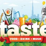 Taste of Dubai, Dubai Media City Amphitheatre, music festival, food, drink, restaurants, world class chefs, cooking classes, special offers and competitions, UAE
