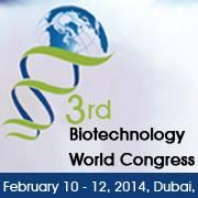 3rd Biotechnology World Congress