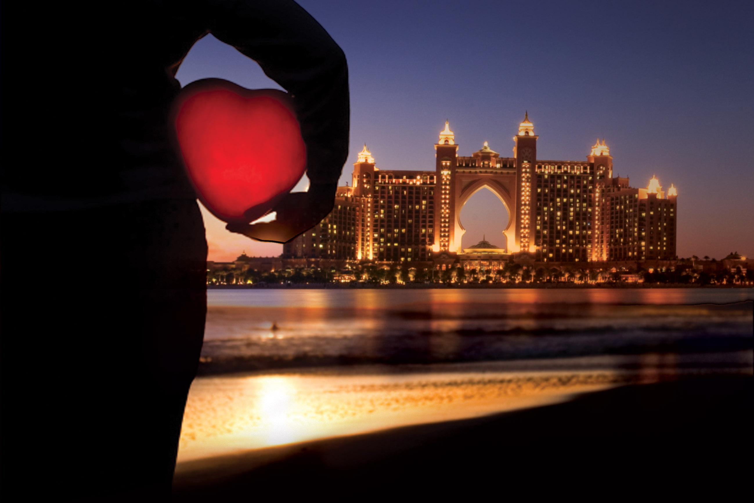 16 Romantic Places To Celebrate Valentine's Day In Dubai, United Arab Emirates