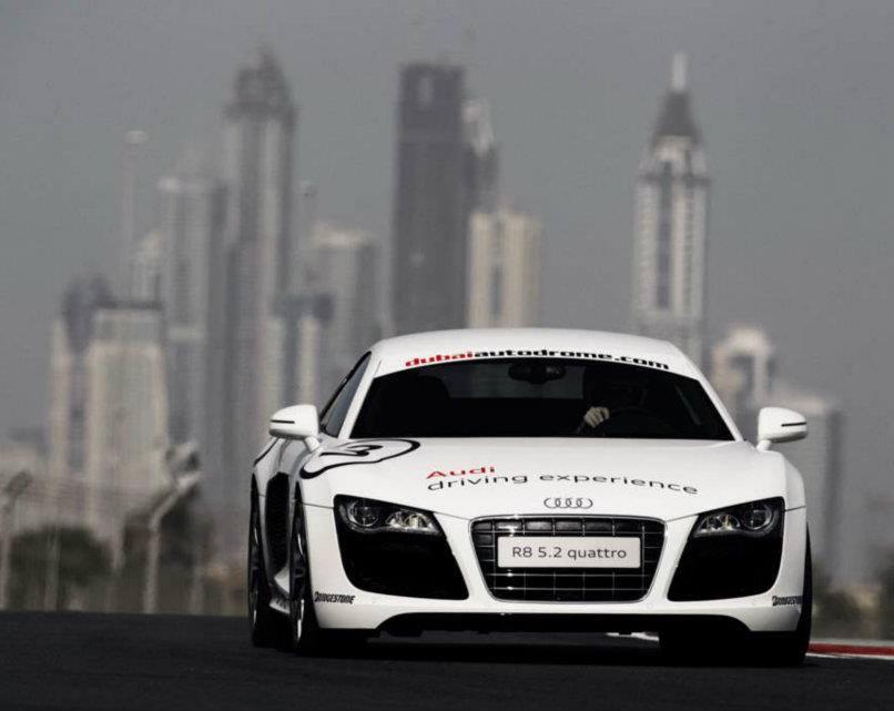 Luxury Racing Experience Dubai