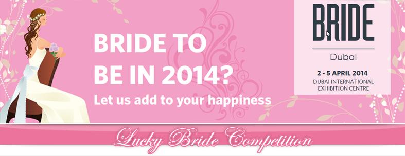 BRIDE Dubai 2014, luxurious bridal, fashion show, Dubai, UAE, wedding dress, makeover, shoes, photo shoot, cosmetics