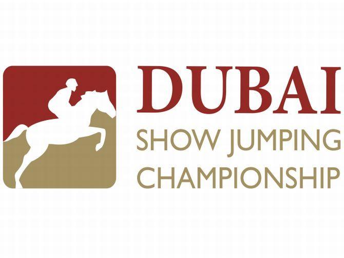Dubai Show Jumping Championships 2014