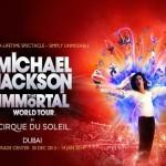 Michael Jackson : The Immortal World Tour