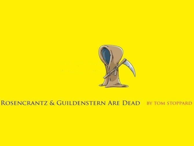 Rosencrantz and Guildenstern are Dead – Dubai 2014