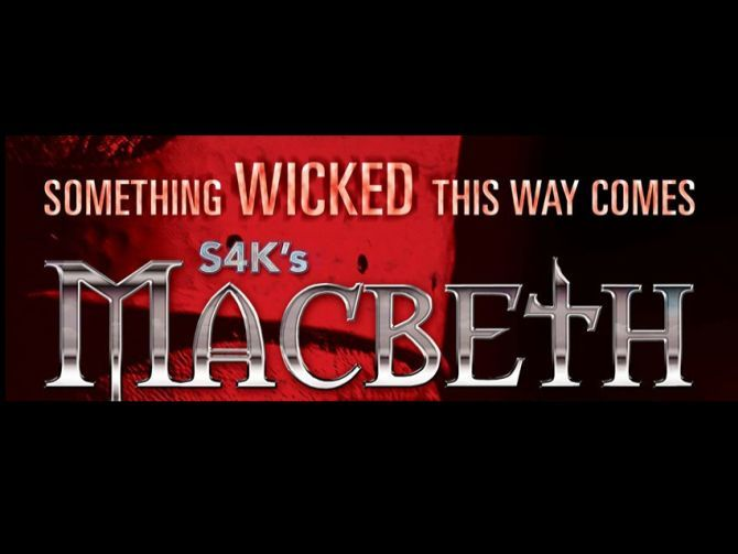 S4K's Macbeth – Dubai Event