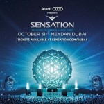 Sensation Dubai, Meydan Racecourse , Comedy , Event, 2014, Dubai, UAE, Audi , Source of Light