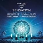 Sensation Dubai, Meydan Racecourse , Comedy , Event, 2014, Dubai, UAE, Audi , Source of Light