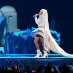 Lady Gaga in Dubai, Gaga's artRAVE in Dubai, Meydan Racecourse, Dubai, UAE, September 2014, Events in Dubai