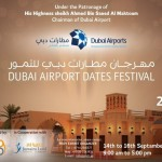 Dubai Airports Dates Festival 2014,Dubai Airports, Terminal 3, Dubai, United Arab Emirates, Events in Dubai, 2014