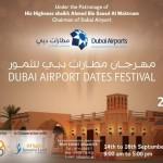 Dubai Airports Dates Festival 2014,Dubai Airports, Terminal 3, Dubai, United Arab Emirates, Events in Dubai, 2014
