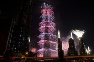 Dubai Shopping Festival 2019 Fireworks