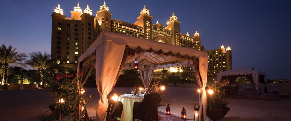 30 Valentine's Day Dinners In Dubai, United Arab Emirates