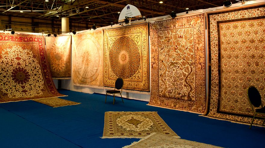 Carpet Art Oasis At Dubai Dsf