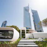 3D Building in Dubai
