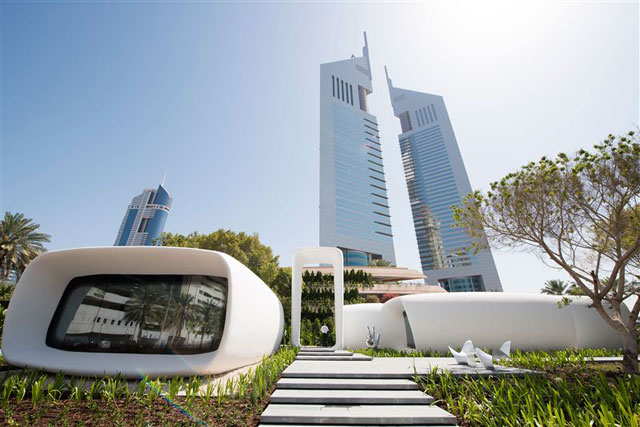 3D Building in Dubai – Place To Visit In Dubai, UAE.