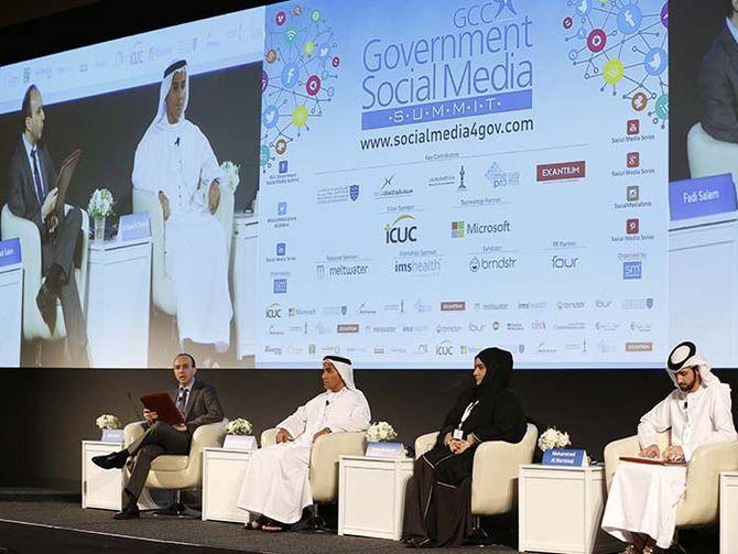 4th Annual GCC Government Social Media Summit in Dubai