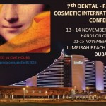 7th Dental Facial Cosmetic International Conference, Dubai