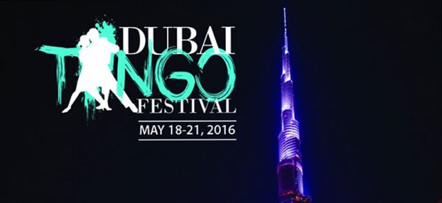 8th Dubai Tango Festival 2016 – Events in Dubai, UAE