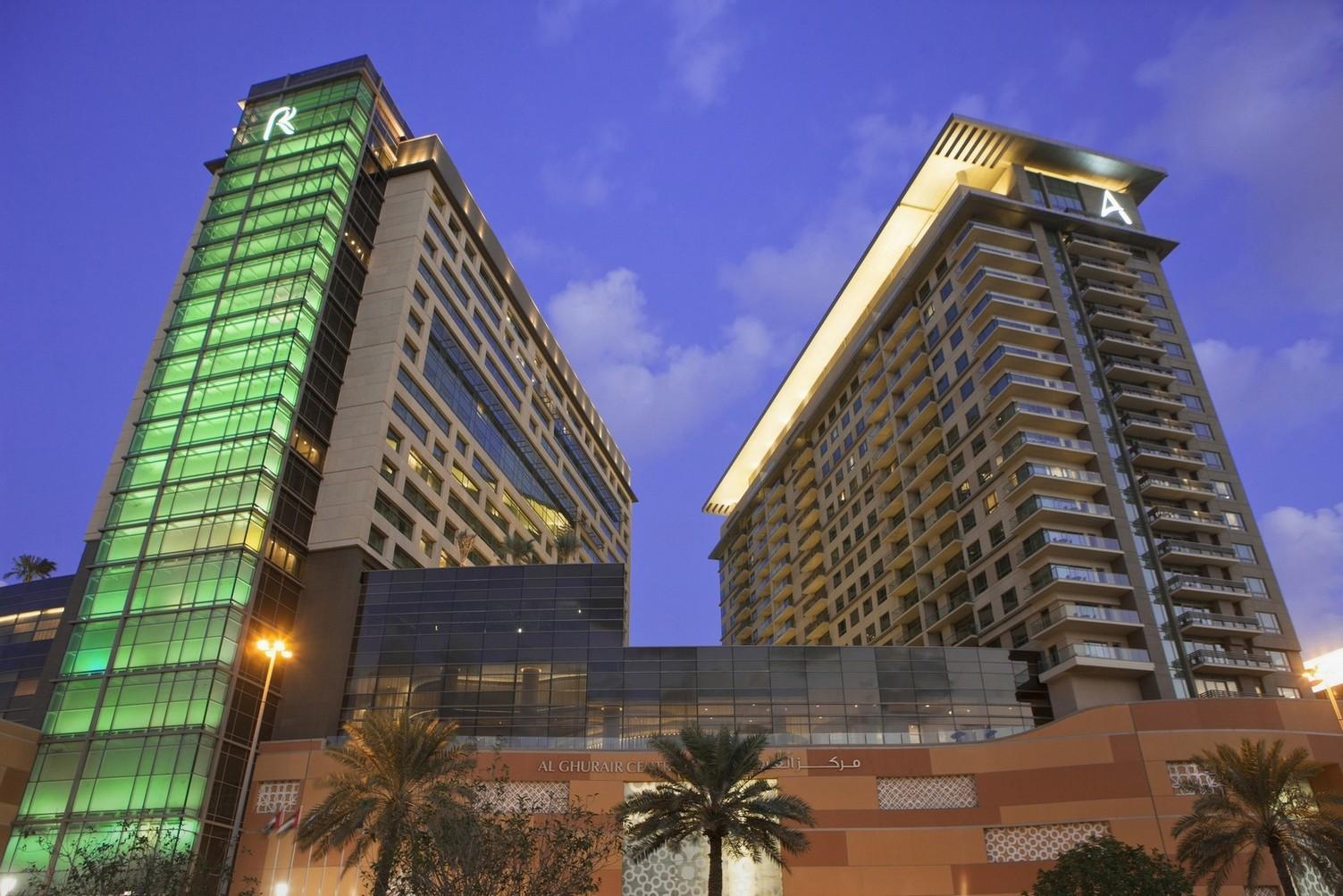 Al Ghurair Rayhaan by Rotana - Dubai 5 Star Hotel