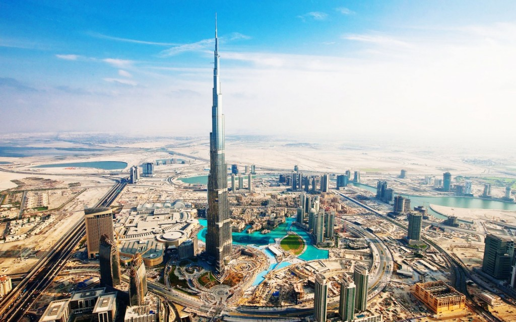 Burj Khalifa Dubai, UAE - Places To Visit in Dubai