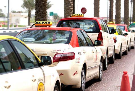 Dubai Taxis,Dubai Taxi Corporation