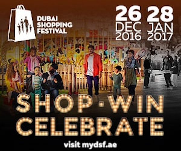 Dubai Shopping Festival 2017 Activities and Offers