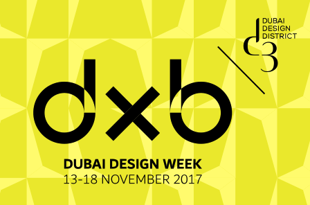 Dubai Design Week 2017 held at Dubai Design District (d3) on 14th to 18th Nov 2017