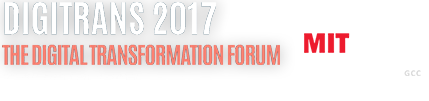 DigiTrans 2017 Dubai – Digital Transformation Forum 2017 on Oct 25 & 26, 2017 in Dubai, UAE.