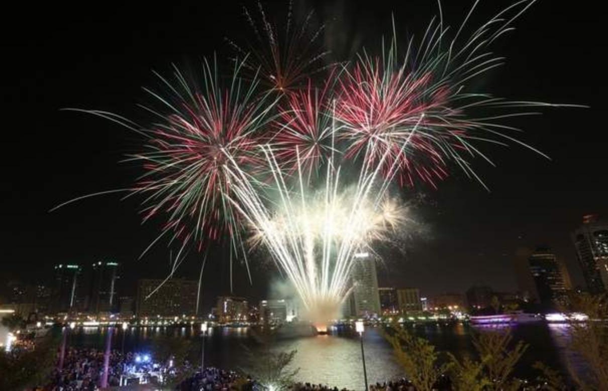 Diwali in Dubai 2018