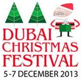 Dubai Christmas Festival – 5-7 December 2013