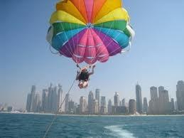 Adventurous things to do in Dubai
