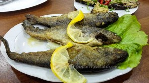 Grilled Fish - Georgian Food