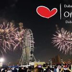 New Year Fireworks 2019 Dubai Festival City Mall