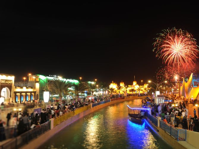 Global Village 2015-16 Event Dubai