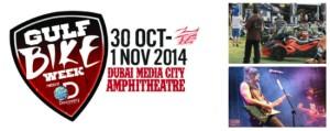 Gulf Bike Week Dubai 2014 Event