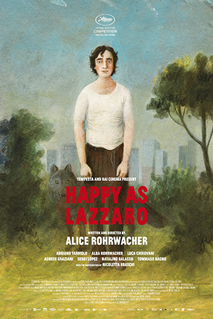 Happy As Lazzaro at Cinema Akil Dubai 2019