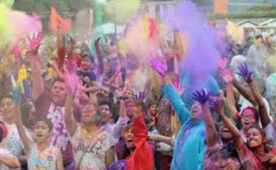 Holi in Dubai 2019 on Friday, March 15 & 22 celebration tickets and venue