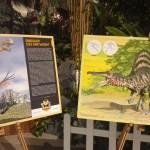 The Dinosaur Park in Dubai, UAE
