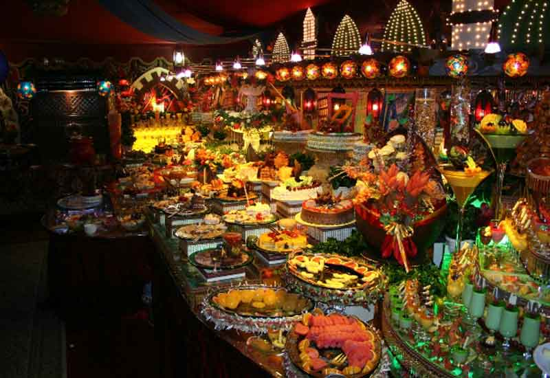 Dubai Food Carnival 2014 & 2015