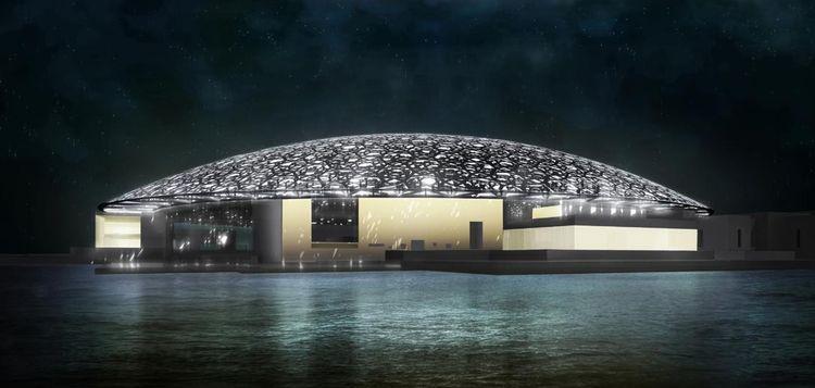 Louvre Abu Dhabi – Art Museum – UAE