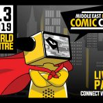 Middle East Film & Comic Con 2019 (MEFCC)