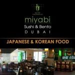 Miyabi Sushi & Bento - Dubai Restaurant