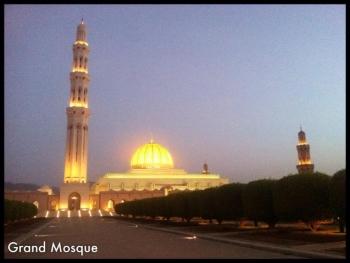 Muscut-Grand-Mosque